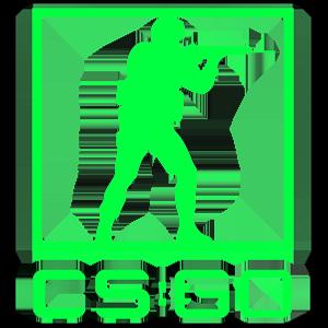 cs go esports logo