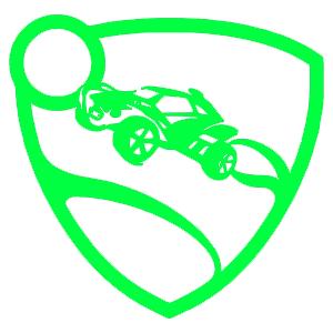 rocket league esports logo