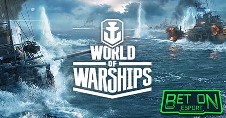 world of warships bet on esport